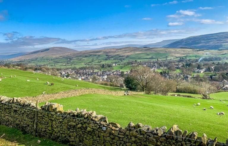 A Walk Around Sedbergh, Cumbria