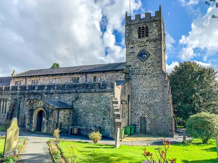 Sedbergh church