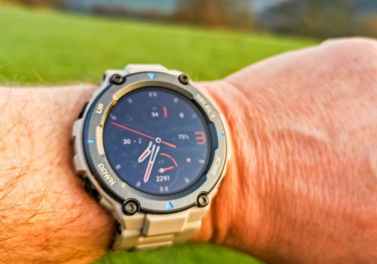 The Amazfit T-Rex Pro Smartwatch – Rugged and Ready