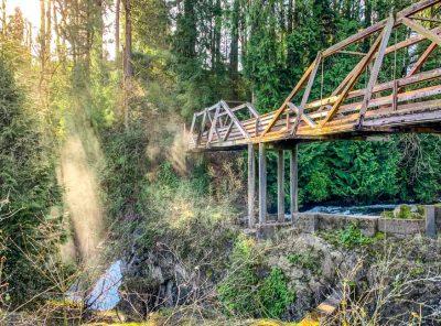 Tumwater Falls Park, Washington