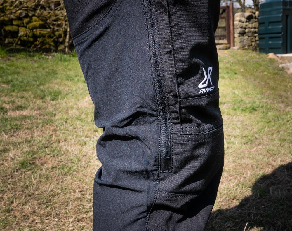 revolution race reinforced trousers