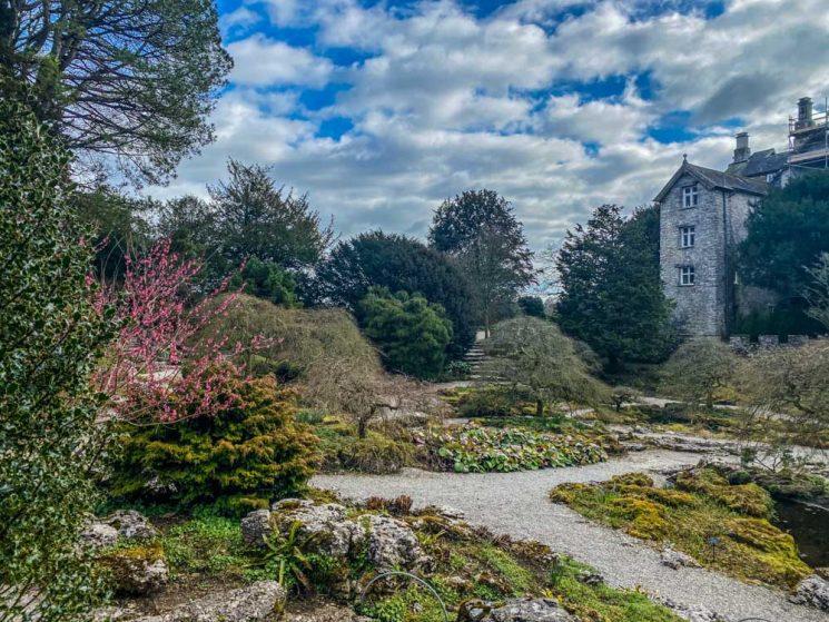 sizergh catle garden