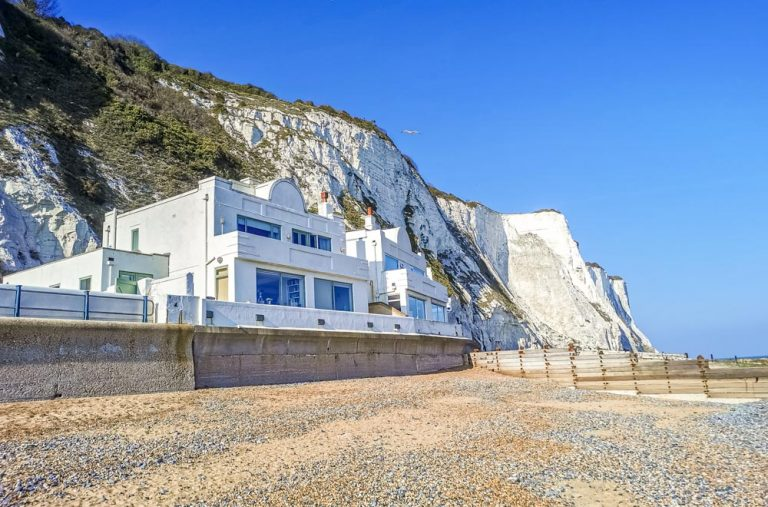 St Margaret's Bay – A Place That Inspired A James Bond Book