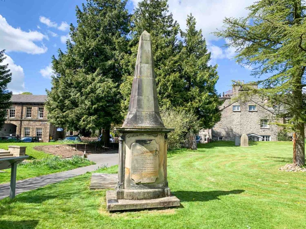 monument kirkby lonsdale
