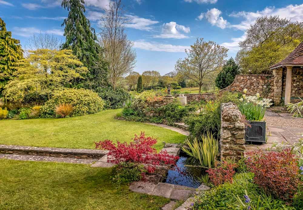 millenium garden open
