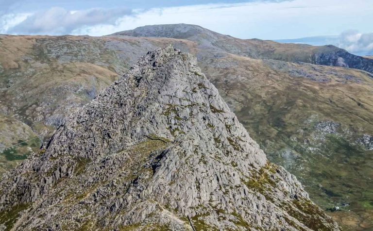 Tryfan, The Glyders and Devil's Kitchen, Snowdonia