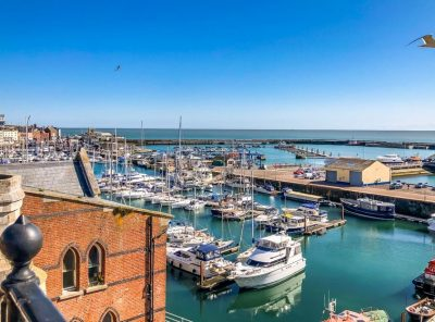 The Royal Harbour Of Ramsgate