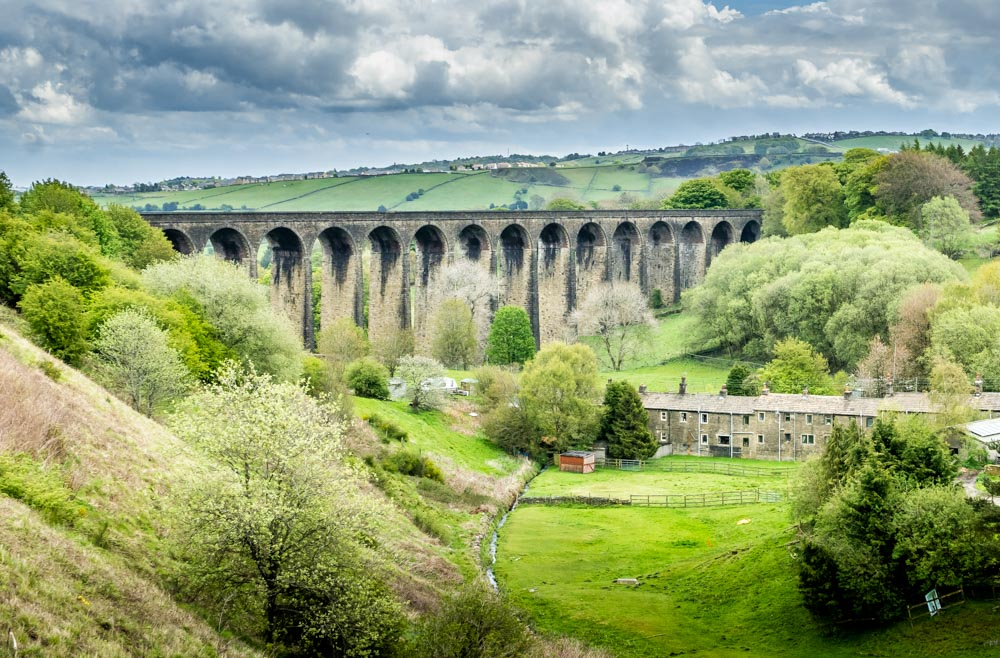view of Thornton Viaduct