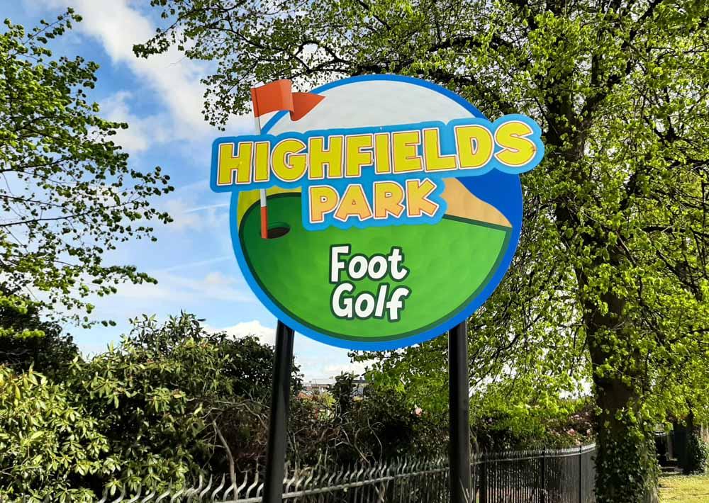 Highfields Foot Golf