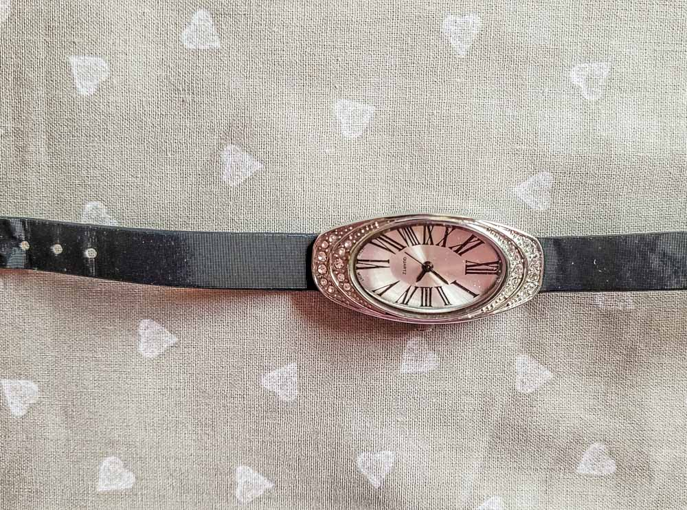 Vintage style watch from Al's emporium