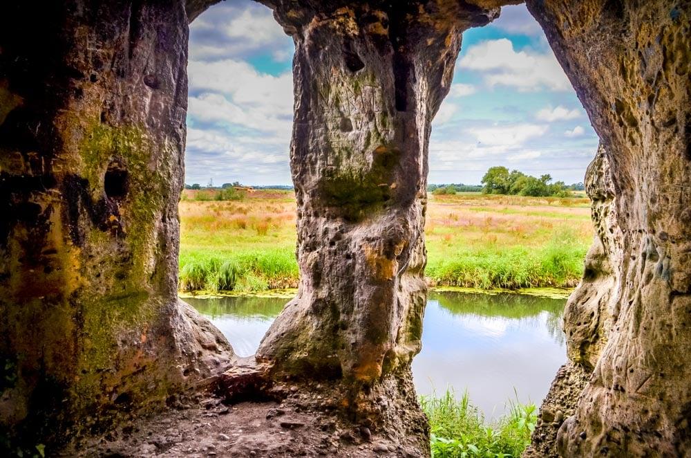Anglo-Saxon windows