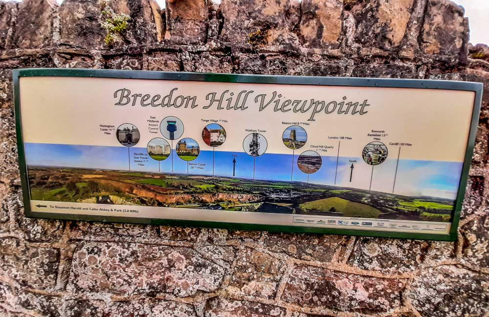 Breedon view point