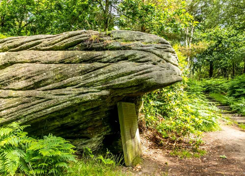 Lady Blantyre's Rock