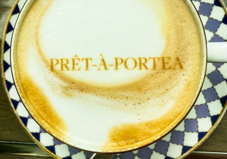 Pret-A-Portea – Where Fashion Meets Sweet Treats