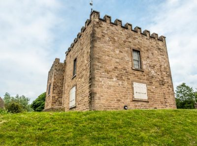 Boston Castle - Quirky History Above Rotherham