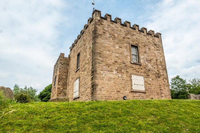 Boston Castle – Quirky History Above Rotherham