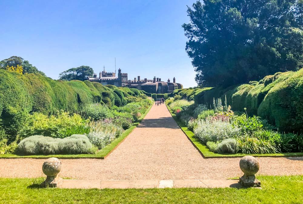 gardens of walmer castle