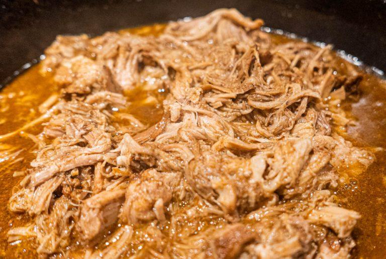 Keto Slow Cooker Pulled Pork Recipe