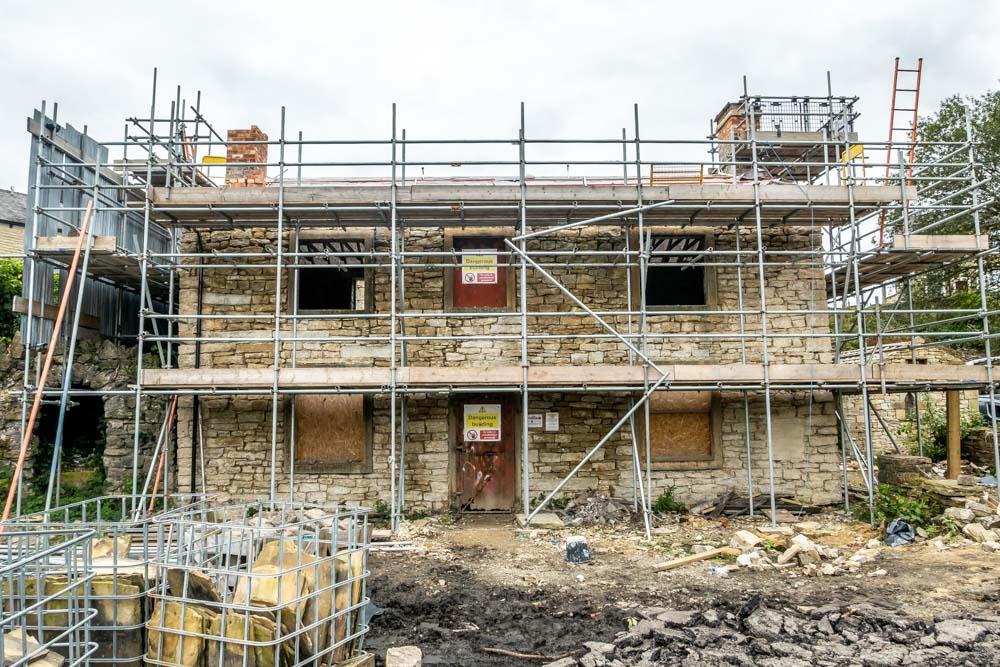 restoring Finsley Gate Wharf