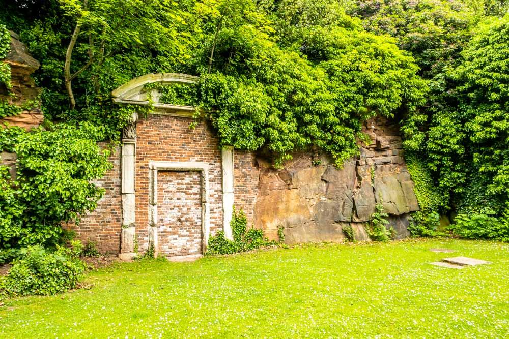 rotherham college of jesus door