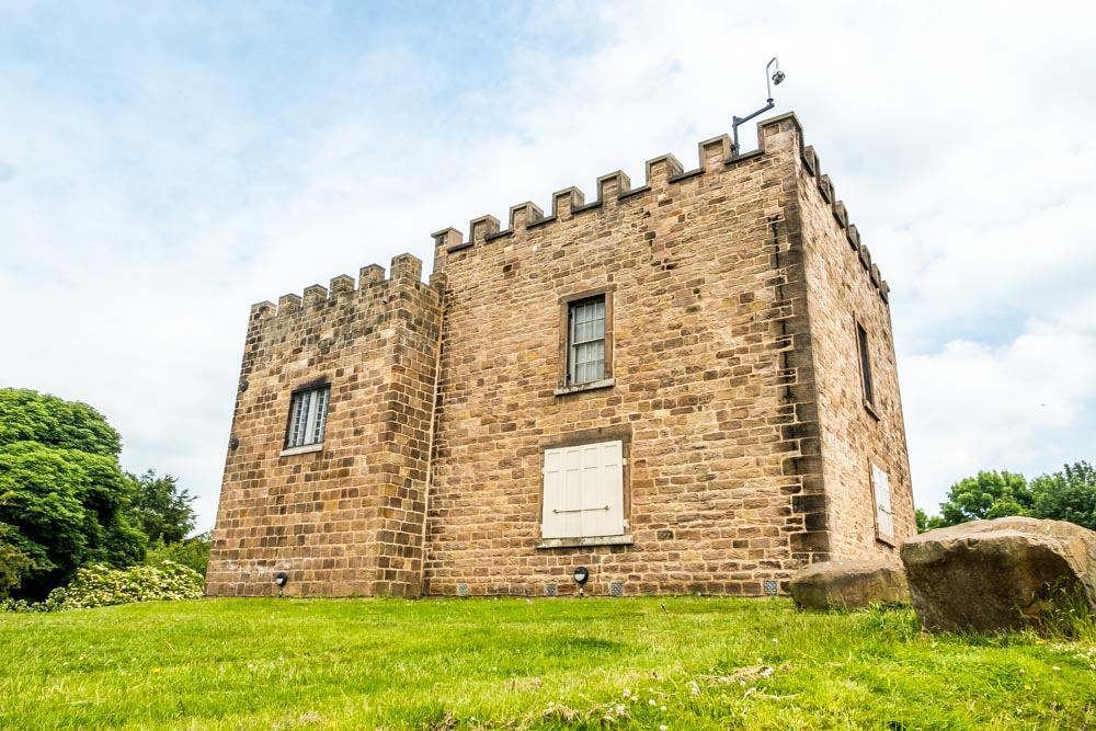 rotherham hill castle