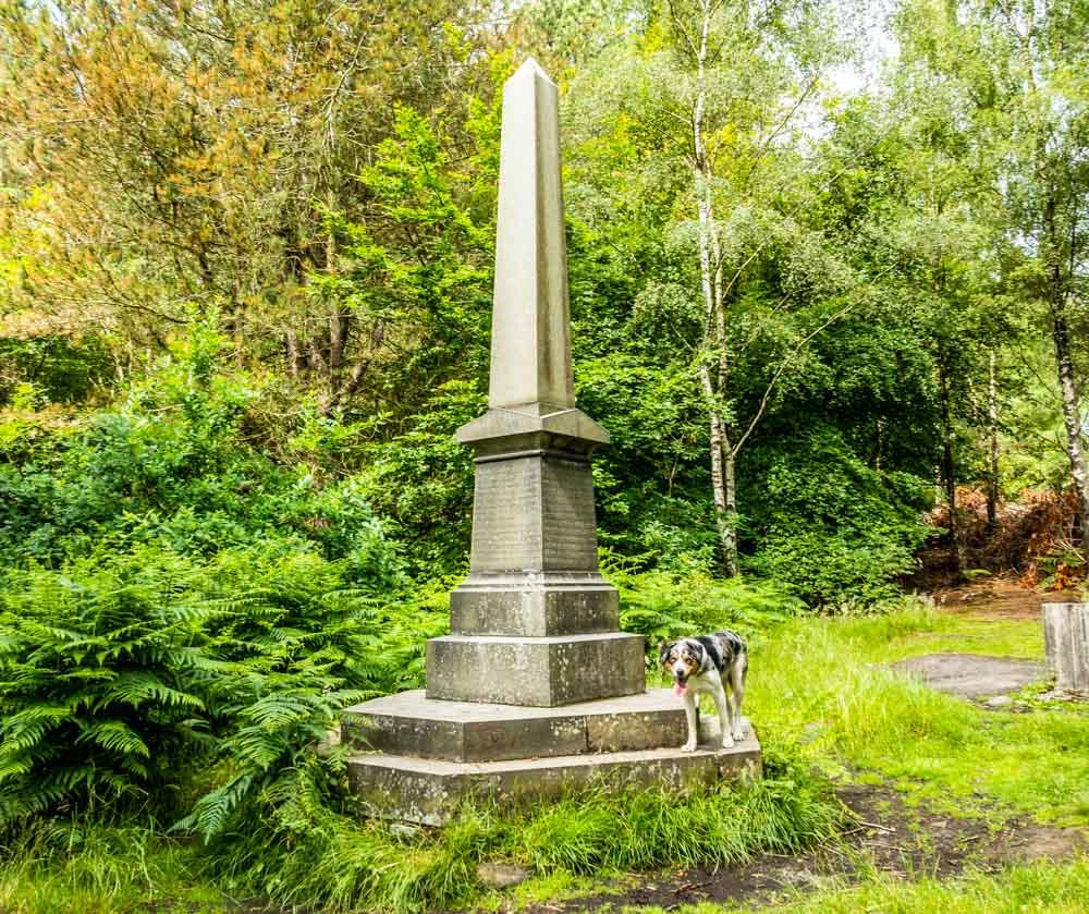 the ferrand obelisk
