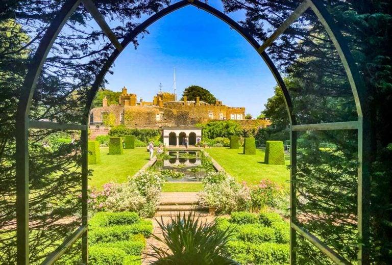 Exploring Walmer Castle And Gardens