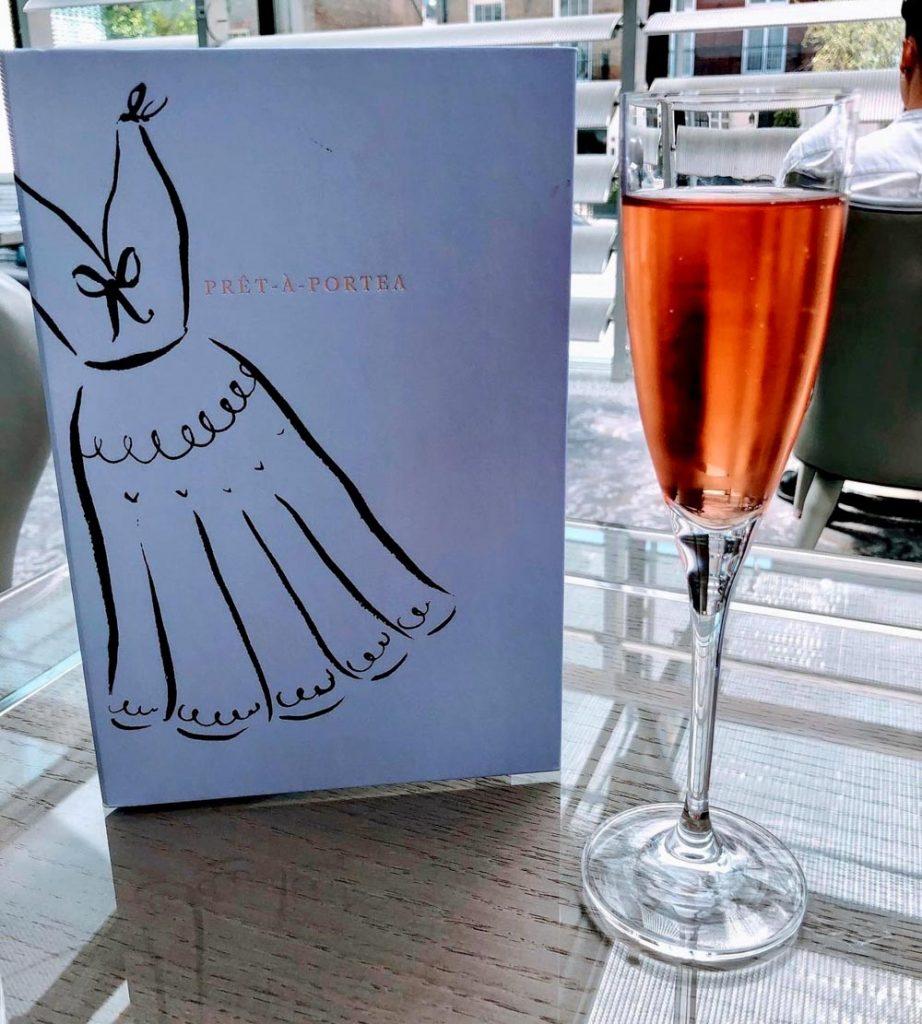 Couture Champagne Prêt-À-Portea