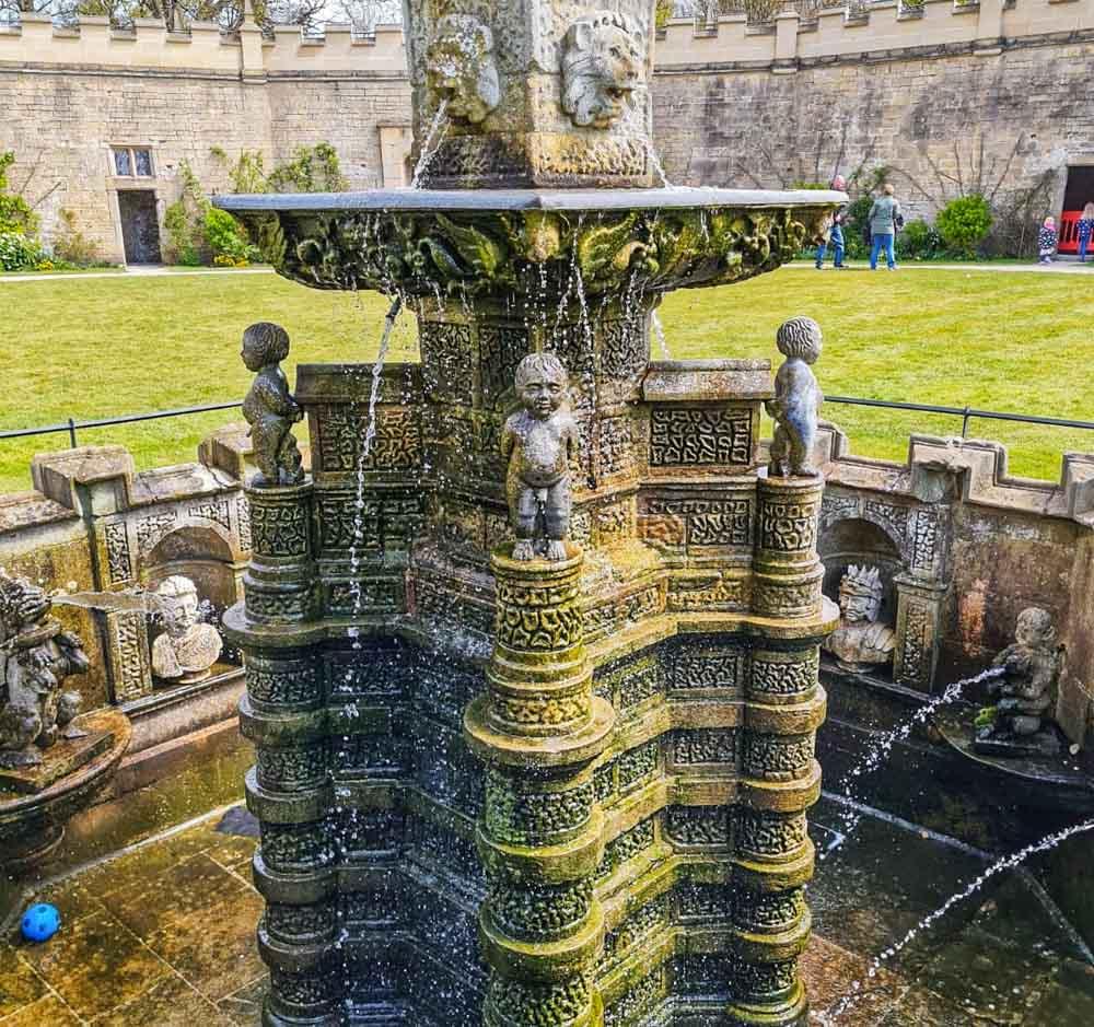 Statue of Venus Fountain
