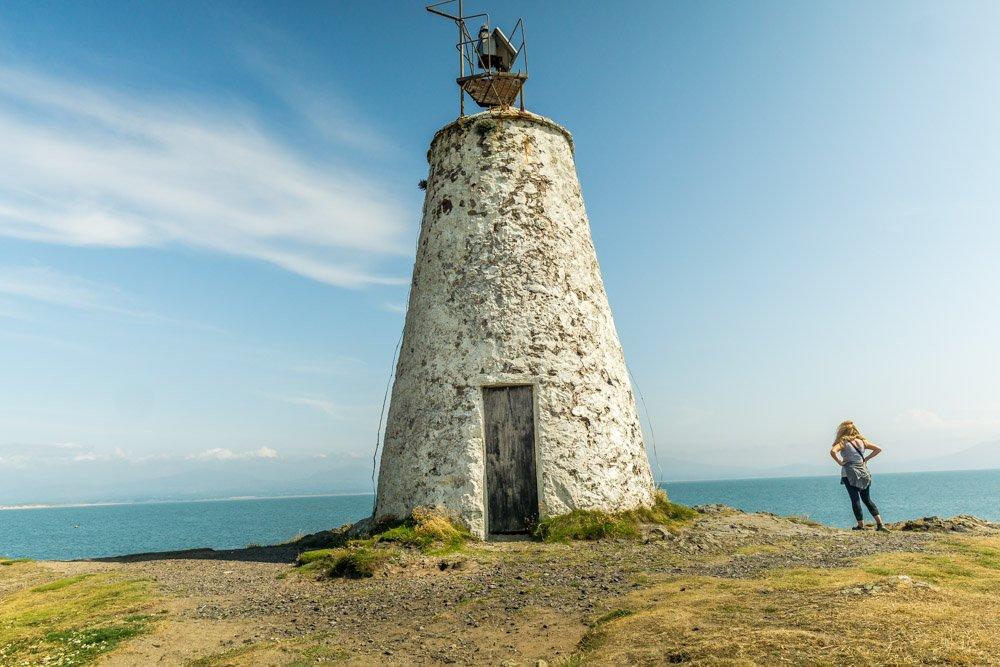 Twr Bach Lighthouse