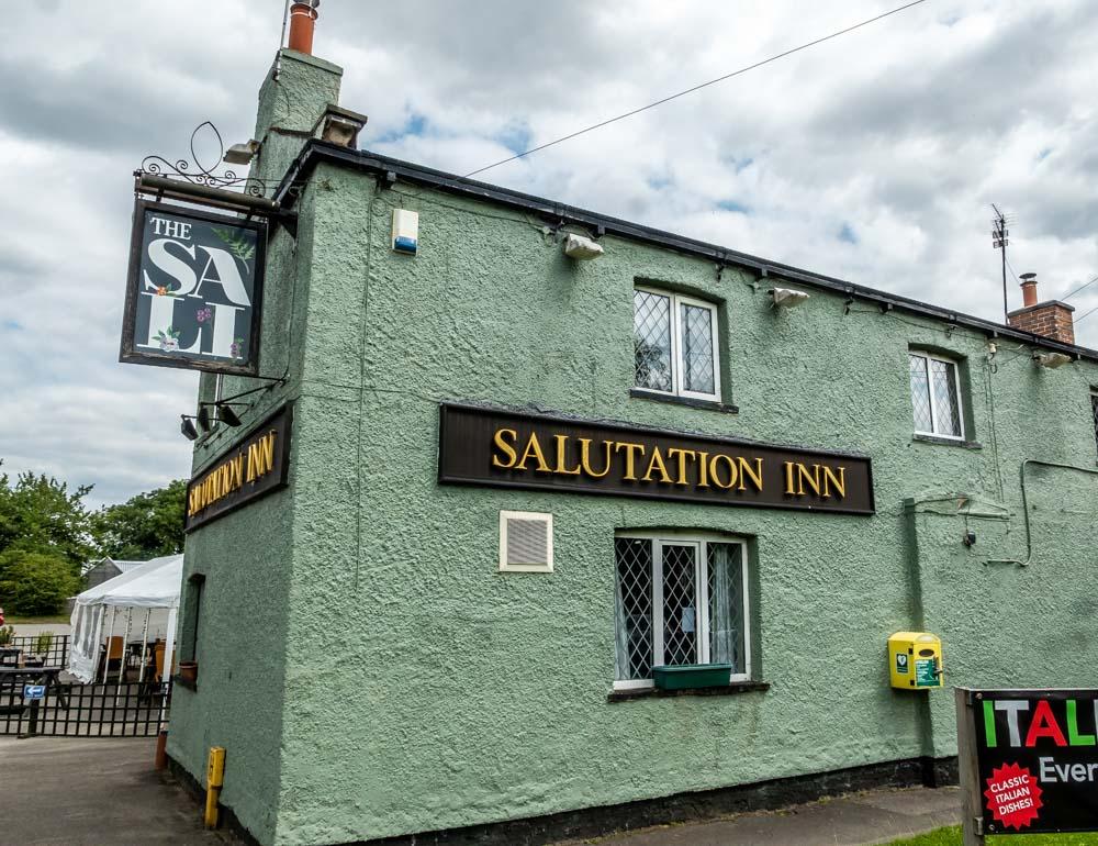 salutation arms nettleton