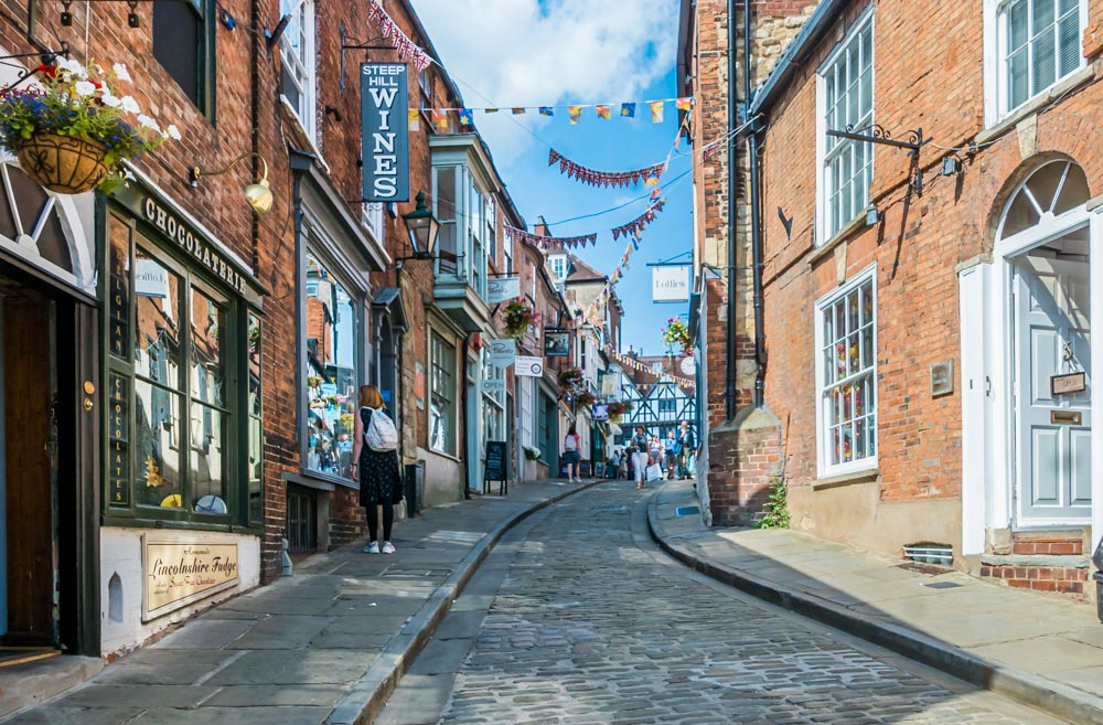 steep hill lincoln shops