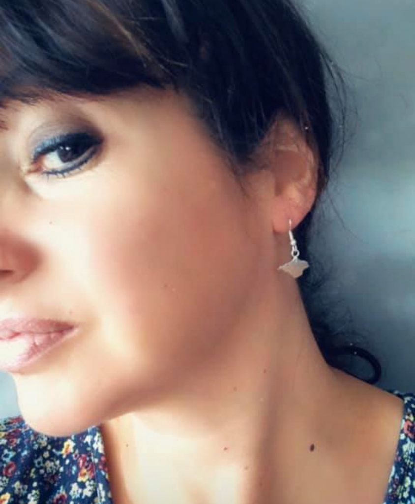 IOW Earrings - sally