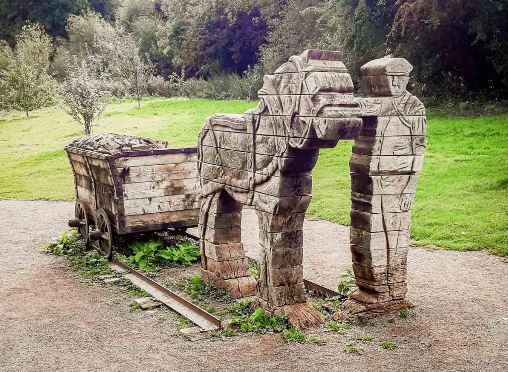 Brecon Canal Sculpture