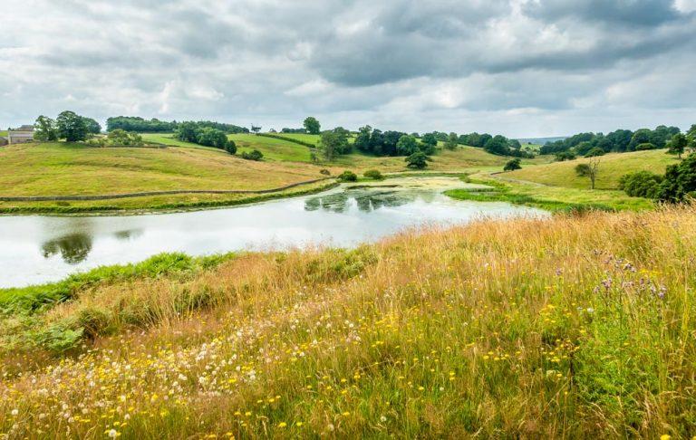 Swinsty To John O Gaunts Reservoir And Castle Walk