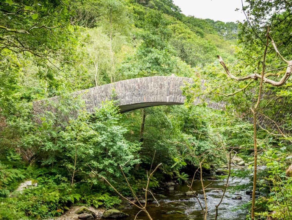 stone bridge watersmeet