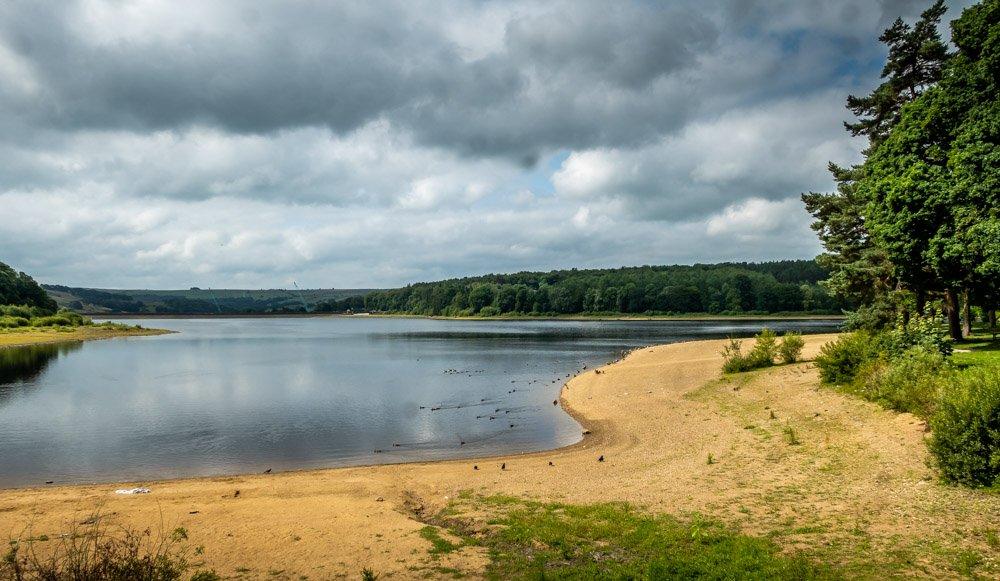 swinsty reservoir view