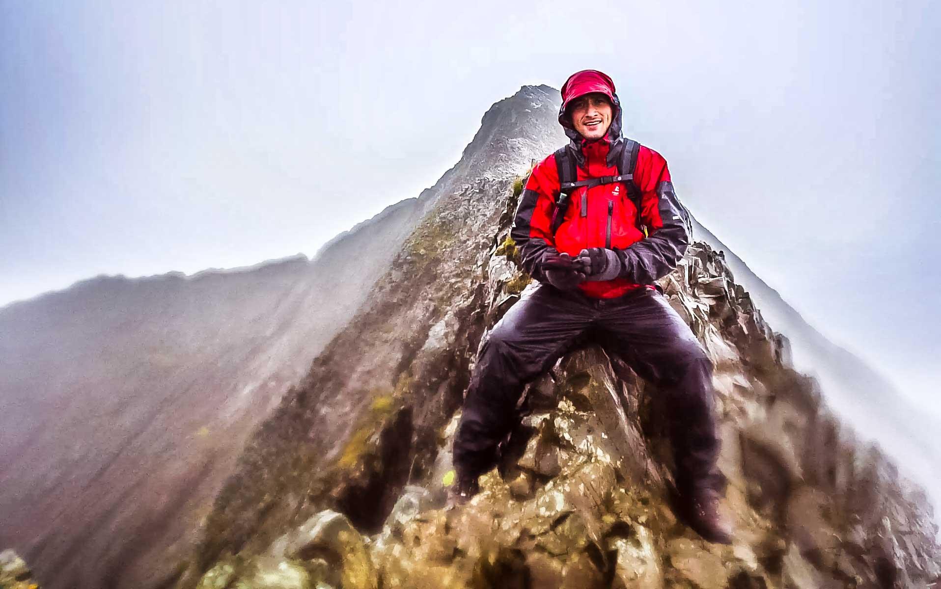 20363540e52440134b91a340231efd1e35a67693efaf32fcbf520700 Crib Goch - One of Britain's Greatest Ridges