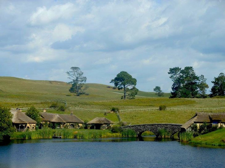 22 Hobbiton – A Very Real Idyll