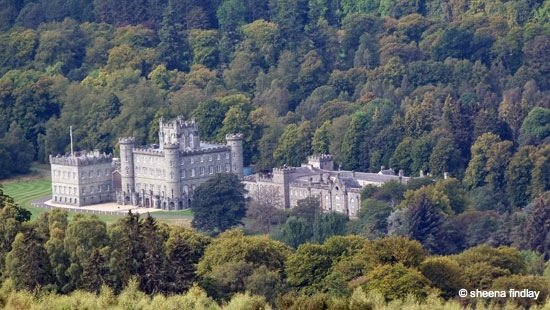24.-Taymouth-Castle-The-Rob-Roy-Way-Sept-2014 Rob Roy's Way – Part 2