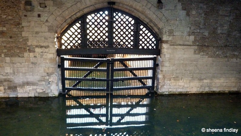 24.-Traitors-Gate The Tower of London and the 100 year anniversary of the First World War