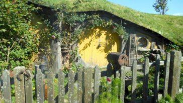 Hobbiton – A Very Real Idyll