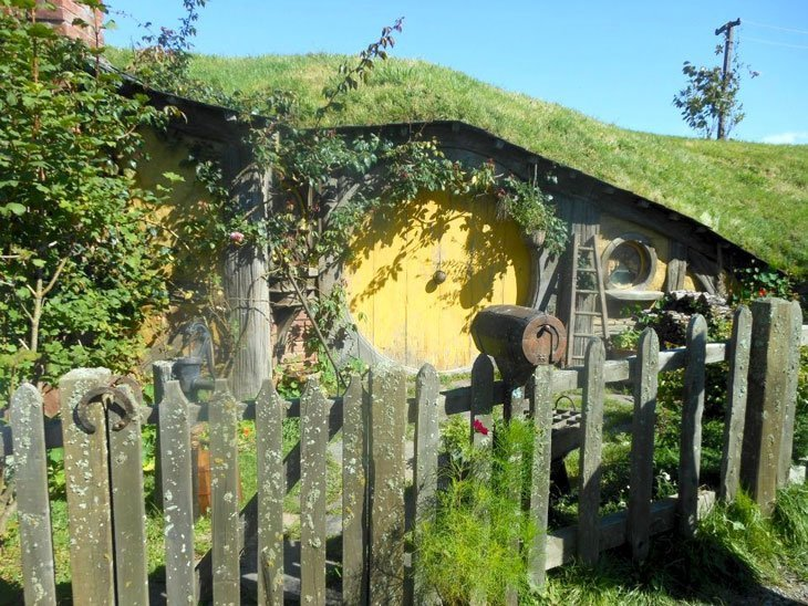 Hobbiton – A Very Real Idyll