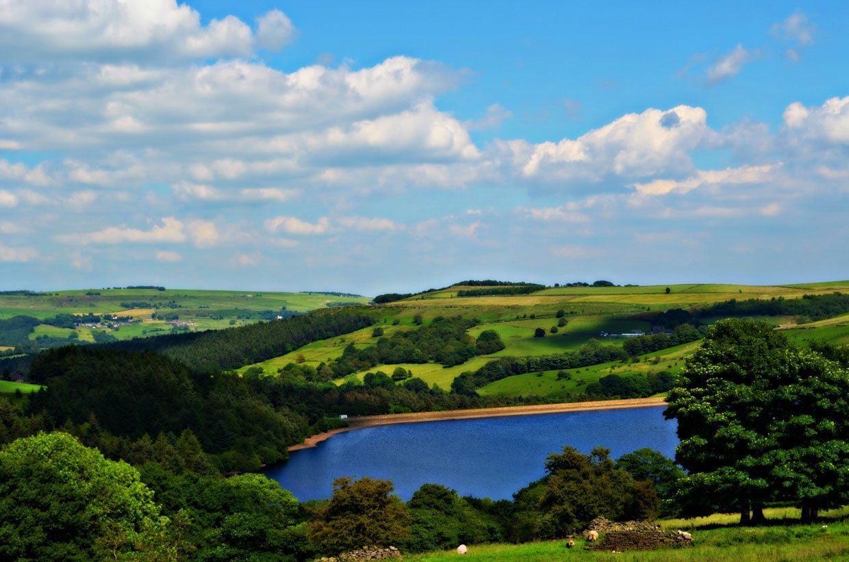 The Strines Area, South Yorkshire