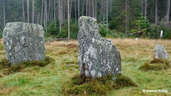 43.-Clachan-an-Diridh-stone-circle-2-The-Rob-Roy-Way-Sept-2014 Rob Roy's Way – Part 2