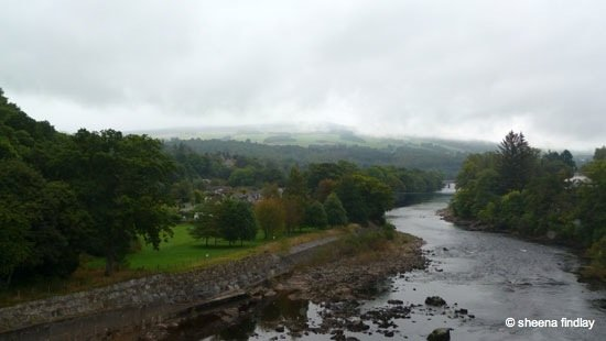 44.-Pitlochry-The-Rob-Roy-Way-Sept-2014 Rob Roy's Way – Part 2