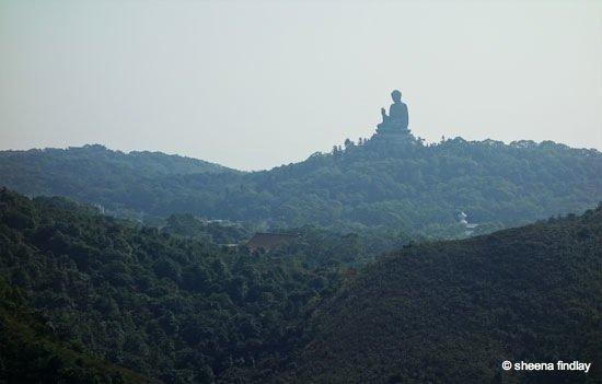 5.-View-of-Tian-Tan-from-the-cable-car Tian Tan Buddha, Hong Kong