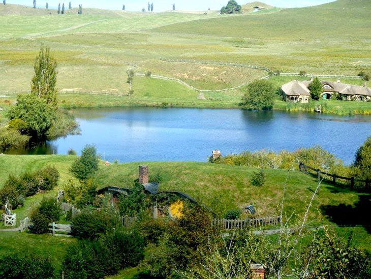 52 Hobbiton – A Very Real Idyll