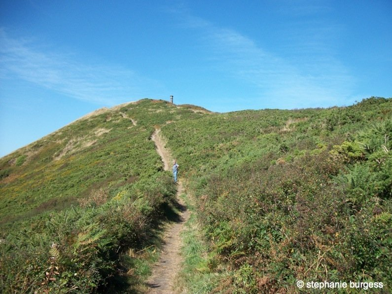 58 Wales – Pen Dinas Iron Age Hillfort, Aberystwyth