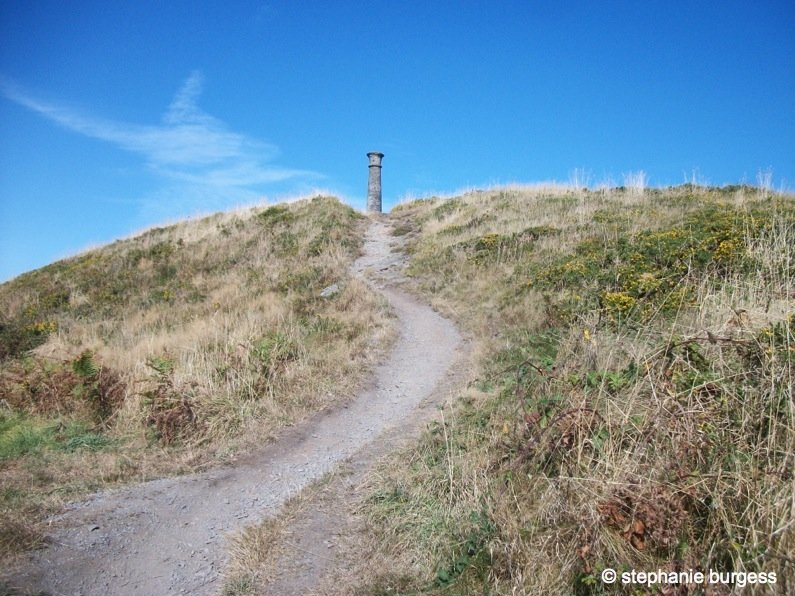 78 Wales – Pen Dinas Iron Age Hillfort, Aberystwyth